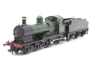 31-087DC-PO09 Class 32xx 4-4-0 Dukedog 9003 in GWR green with GW lettering DCC fitted - Pre-owned - Like new