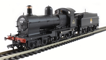 31-088 Class 32xx 4-4-0 Dukedog 9028 in BR black with early emblem