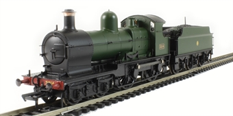 31-089 Class 32xx 4-4-0 Dukedog 3214 in GWR green with shirtbutton logo