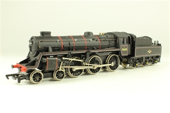 31-103 Standard Class 4MT 4-6-0 75020 with BR2 tender in BR lined black with late crest