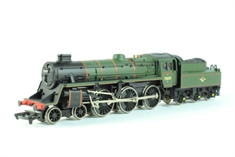 31-106 Standard Class 4MT 4-6-0 75029 'The Green Knight' with BR2 tender & double chimney in BR lined green with late crest