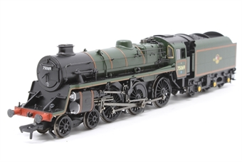 31-116-PO07 Standard Class 4MT 4-6-0 75069 in BR lined green with late crest (as preserved) - Pre-owned -  imperfect box