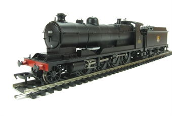31-127 Class 30xx 2-8-0 ROD 3023 in BR black with early emblem