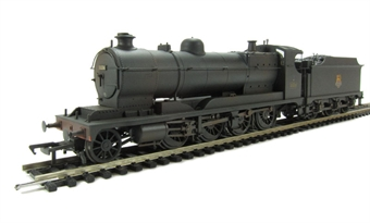 31-128 Class 30xx 2-8-0 ROD 3036 in BR black with early emblem - weathered