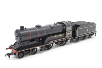"""31-135-PO04 Class D11/2 4-4-0 62690 """"The Lady of the Lake"""" in BR black with early emblem - Pre-owned - D49/1 4-4-0 349 """"Fitzwilliam"""" in LNER Green - Pre-owned - renumbered & renamed - Imperfect box"""