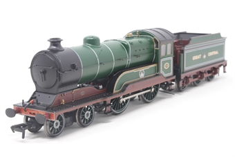 31-145NRM-PO06 Class D11/1 506 'Butler Henderson' in GCR lined green - NRM special edition - Pre-owned - DCC fitted, scratch on boiler, missing coal load