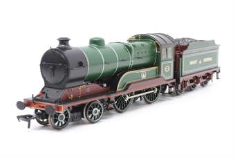 31-145NRM-PO07 Class D11/1 506 'Butler Henderson' in GCR lined green - NRM special edition - Pre-owned -  imperfect box