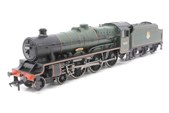 """31-150X-PO02 Class 5XP Jubilee 4-6-0 45682 """"Trafalgar"""" in BR green with early emblem - limited edition - Pre-owned - Like new"""