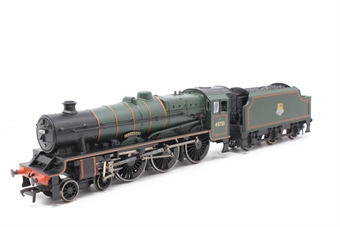31-150YB-PO02 Class 5XP Jubilee 4-6-0 45733 'Novelty' in BR green with early emblem - Pre-owned - imperfect box