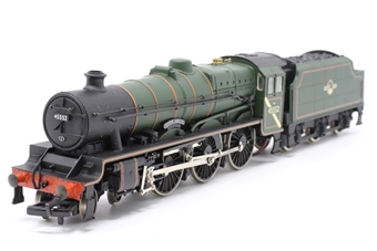 31-151-PO08 Class 5XP Jubilee 4-6-0 45552 'Silver Jubilee' in BR green with late crest - Pre-owned - DCC fitted, non runner