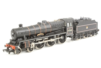 31-152-PO03 Class 5XP Jubilee 4-6-0 45568 'Western Australia' with Fowler tender in BR lined black with early emblem - Pre-owned - poor runner - minor wear on bodywork - imperfect box