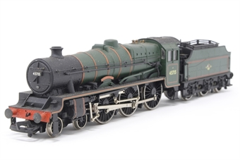 31-156-PO06 Class 5XP Jubilee 4-6-0 45715 'Invincible' in BR lined green with late crest - Pre-owned - Like new, imperfect box £54