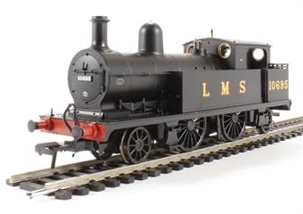 31-165 Class 5 L&YR 2-4-2T 10695 in LMS black £71.36