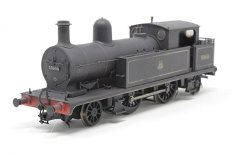 31-166-PO06 Class 5 L&YR 2-4-2T 50636 in BR lined black early emblem - Pre-owned - weathered