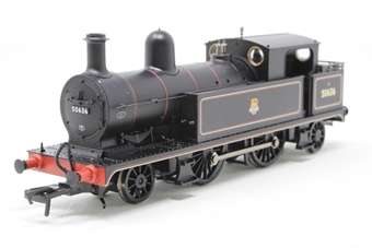 31-166-PO08 Class 5 L&YR 2-4-2T 50636 in BR lined black early emblem - Pre-owned - Like new