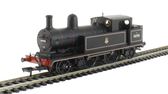 31-169 Class 5 L&YR 2-4-2T 50705 in BR black with early emblem