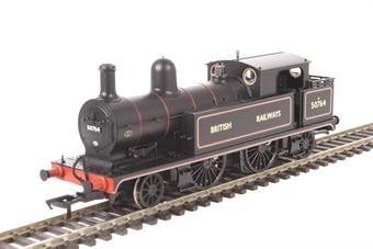 31-170 Class 5 L&YR 2-4-2T 50764 in BRITISH RAILWAYS lined black