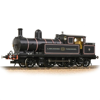31-171 Class 5 LYR 2-4-2T 1042 in Lancashire and Yorkshire Railway lined black