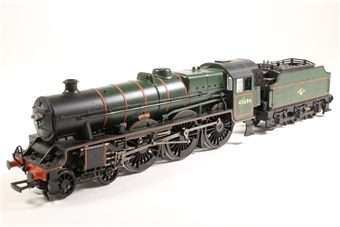 "31-175-HR02 Class 5XP Jubilee 4-6-0 45694 ""Bellerophon"" in BR green with early emblem - Pre-owned - renamed & renumbered - missing one nameplate"