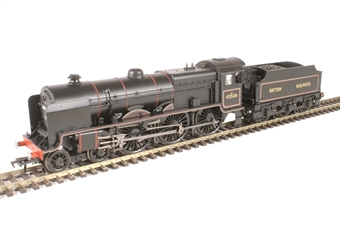 """31-210K Class 6P 'Patriot' 4-6-0 45506 """"The Royal Pioneer Corps"""" in BR black - Limited Edition for Bachmann Collectors Club"""