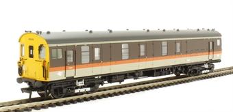 31-269 Class 419 Motor Luggage Van (MLV) in BR 'Jaffa Cake' two-tone grey and orange