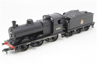 31-319-PO09 Class J11 Robinson (GCR 9J) 64311 in BR black with early emblem - Pre-owned - Like new