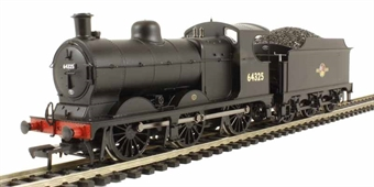 31-320DC Class J11 Robinson (GCR 9J) 64325 in BR black with late crest - DCC Fitted £62