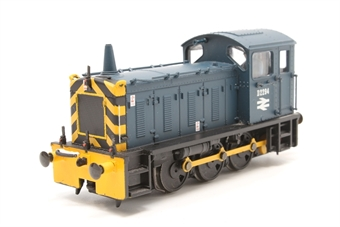 31-336B-PO05 Class 04 Shunter D2294 in BR Blue with Wasp Stripes - Pre-owned - one damaged handrail - missing front coupling