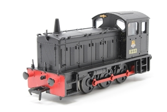 31-341-PO03 Class 04 Shunter 11222 in BR Black with Early Emblem - Pre-owned -  imperfect box