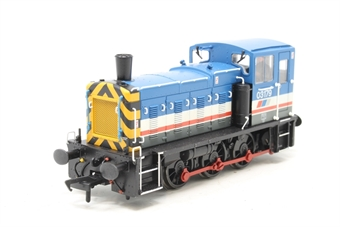 31-360Z-PO03 Class 03 Shunter 03179 in Network Southeast Blue - Limited edition for Signal Box - Pre-owned - DCC Sound-fitted- imperfect box