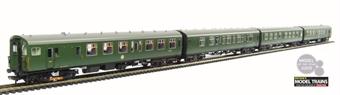 31-425A Class 411 4 car CEP EMU in BR green. £69