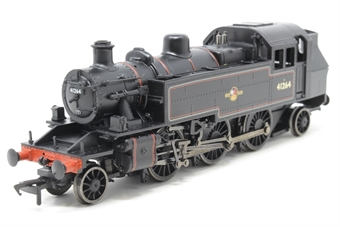 31-456-PO05 Class 2MT Ivatt 2-6-2T 41264 in BR lined black with late crest - Pre-owned - Like new