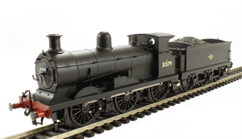 31-465 Class C Wainwright 0-6-0 31579 in BR black with late crest