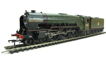 "31-529 Class A2 4-6-2 60534 ""Irish Elegance"" in BR lined green with early emblem £92"