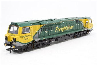 31-585-PO09 Class 70 70006 PowerHaul in Freightliner Green Livery - Pre-owned - DCC fitted - imperfect box