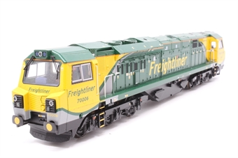 31-585-PO15 Class 70 70006 PowerHaul in Freightliner Green Livery - Pre-owned - DCC fitted - Imperfect box