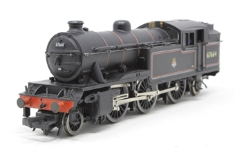 31-602-PO09 Class V1 2-6-2T 67664 in BR black with early emblem - Pre-owned - replacement box