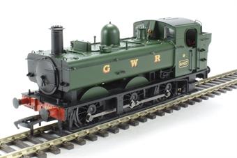 31-635 Class 64xx 0-6-0 Pannier tank 6407 in GWR green