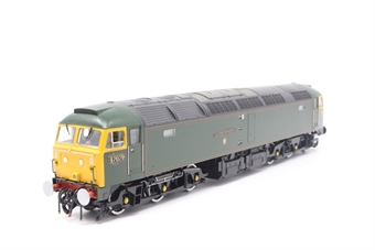 31-650V-PO04 Class 47 47079 'G J Churchward' in GWR green  - Limited Edition For Kernow Model Rail Centre - Pre-owned - DCC fitted - detailed buffer beam- added etched nameplates