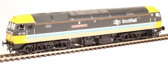 """31-653RJ Class 47/7 47712 """"Lady Diana Spencer"""" in ScotRail livery - Limited Edition of 500 for Northern UK Bachmann retailers"""