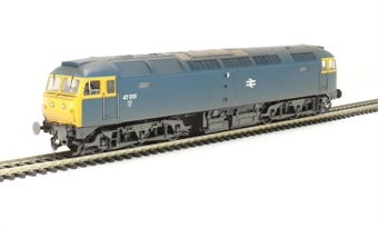 31-659 Class 47/0 47001 in BR Blue - weathered