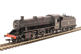31-691 Class 5P4F Stanier Mogul 2-6-0 42969 in BR lined black with early emblem