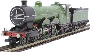 31-761 Class C1 'Atlantic' 4-4-2 272 in GNR green