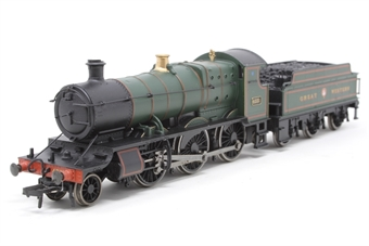 31-829-PO04 Class 43x 2-6-0 4331 in GWR lined green - Pre-owned - Like new