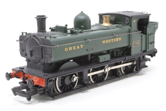 31-900-PO03 Class 57XX 0-6-0 Pannier Tank Locomotive 7760 in GWR Green Livery - Pre-owned - Like new - Imperfect box