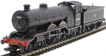 """31-921 Class H2 Atlantic 4-4-2 32424 """"Beachy Head"""" in BR black with early emblem"""