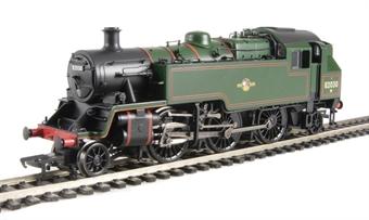 31-976A Standard Class 3MT Tank 82030 BR Lined Green Late Crest