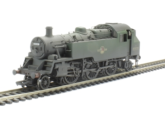 31-980 Standard Class 3MT 2-6-2T 82020 in BR green with late crest - weathered