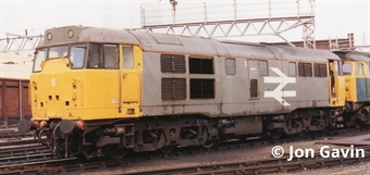 """3120 Class 31/1 31296 """"Amlwch Freighter"""" in Railfreight grey - lightly weathered - Limited Edition"""