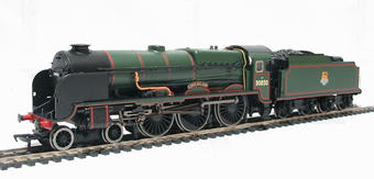 """31-408 Lord Nelson Class 30850 """"Lord Nelson"""" in BR green with early emblem"""
